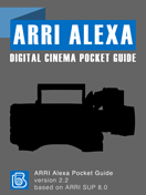 ARRI Alexa Pocket Guide Cover