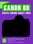 Canon 6D Pocket Guide Cover