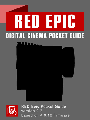 RED Epic Pocket Guide Cover