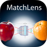 MatchLens Cinematography App Icon
