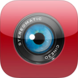 Cine3D Stereographer Cinematography App Icon