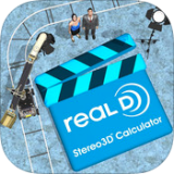 RealD Stereo3D Calculator App Icon