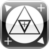 Motion Tracking Markers Cinematography App Icon