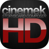 Cinemek Storyboard Composer HD Cinematography App Icon